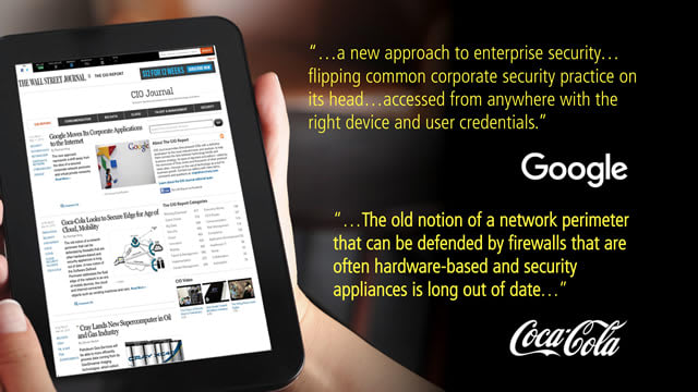 Trends have changed how enterprise security needs to work.