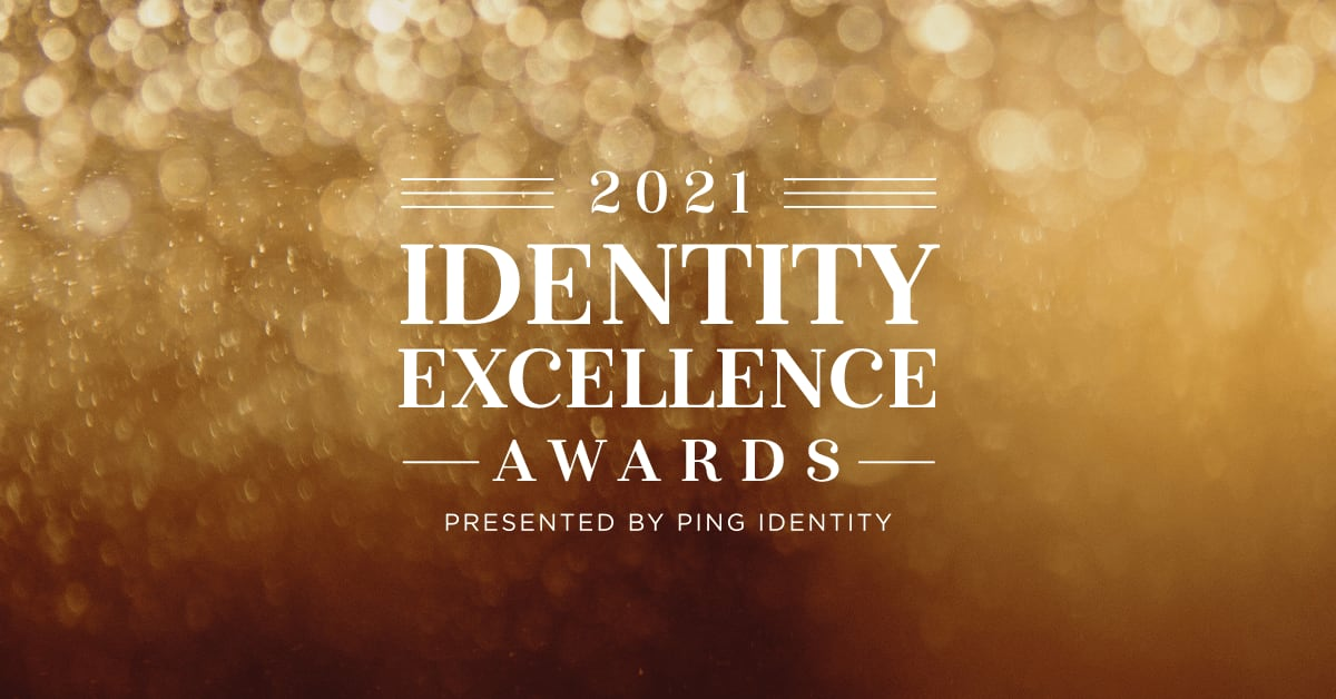 2021 Identity Excellence Awards