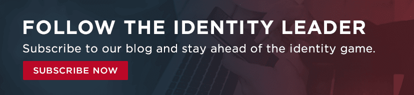Get our weekly blog update to keep up with the latest in identity security