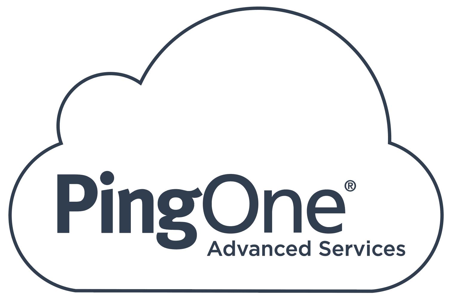 PingOne Advanced Services logo