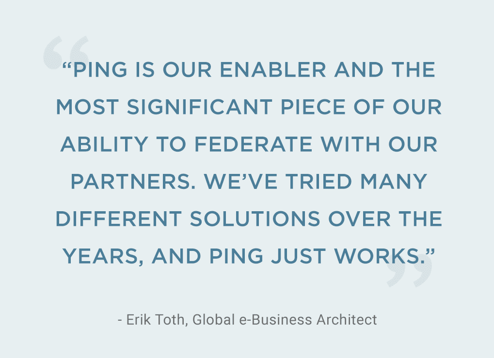 Quote by: Erik Toth, Global e-Business Architect