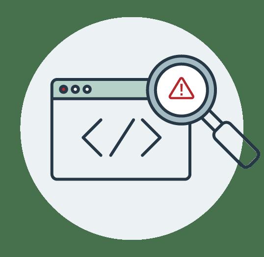 expose anomalous API behaviors icon