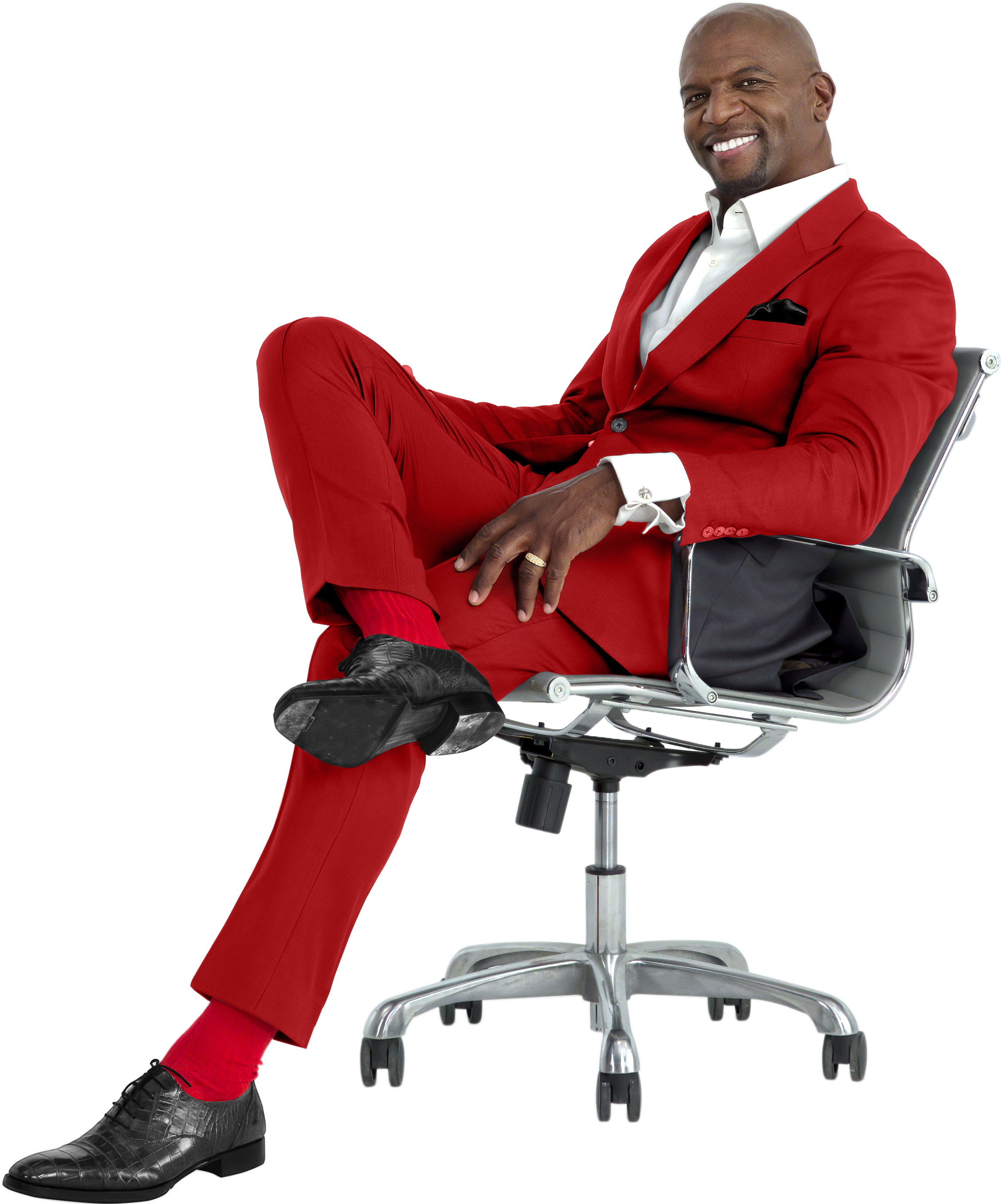 chief identity champion desk chair